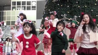 2010/12/16 アクターズスクール広島 2010パセーラ クリスマスコンサート.