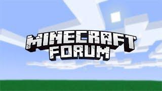 Goodbye MinecraftForum