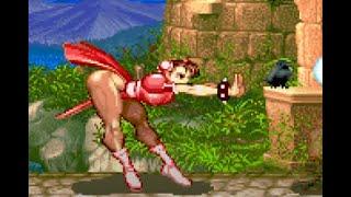 Super Street Fighter ll: The New Challengers - Chun Li [[TAS]] HD 1080p
