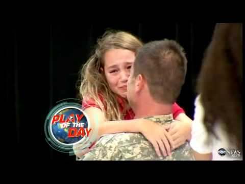 Soldier girl gets a facial - 5 5