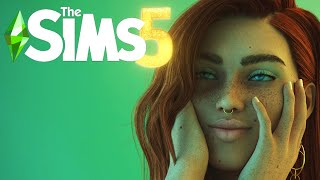 The Sims 5?! - *GRAPHICS, CREATE-A-SIM*