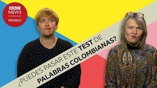 Hispanohablantes intentan adivinar qué significan palabras de Colombia