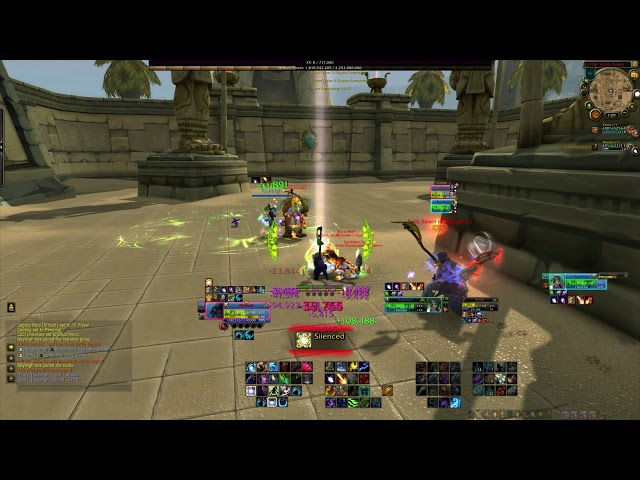 Midnait - Arena Eps 2 - Resto Druid