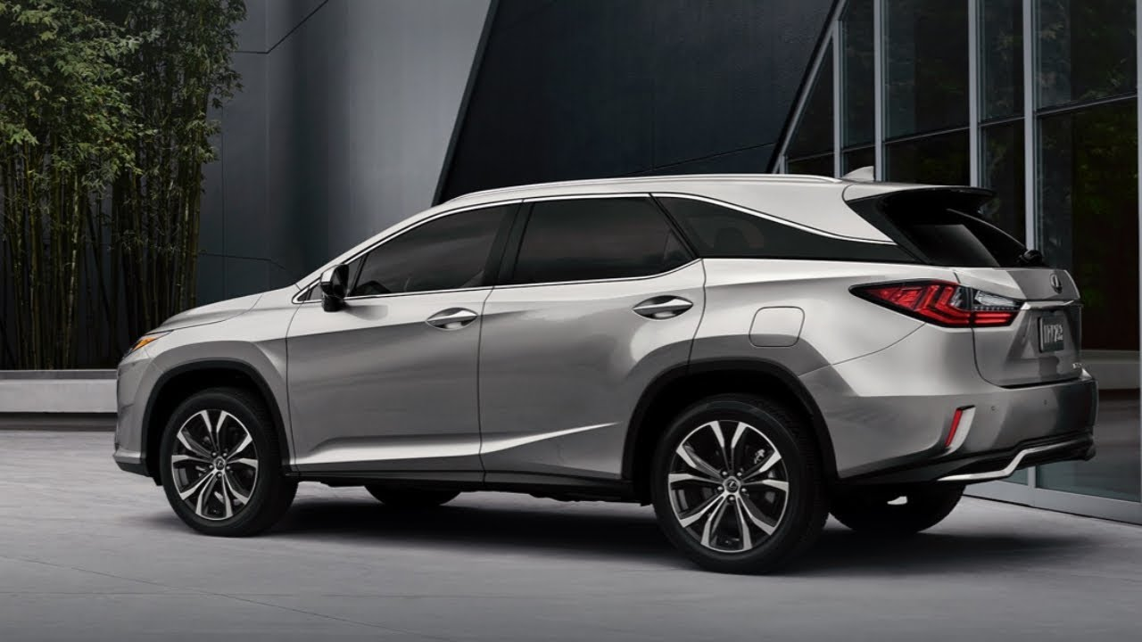 2019 Lexus Rx Introducing All New Suv Experience