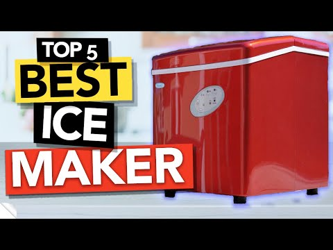 ✅ TOP 5 Best Ice Makers In 2020 (portable & Countertop)