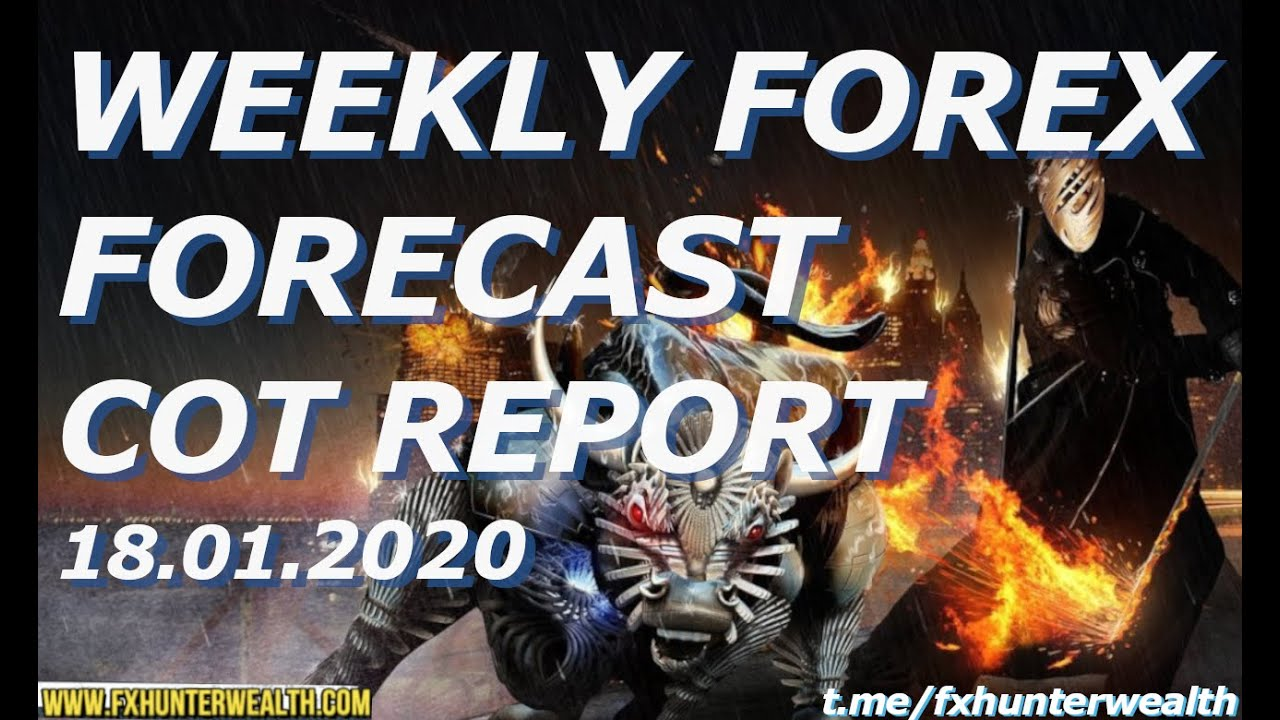Weekly Forex Forecast 19th - 24th January 2020