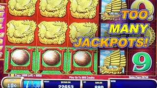 88 FORTUNES ★ $88 PER SPIN ➜ TONS OF HIGH LIMIT JACKPOTS!