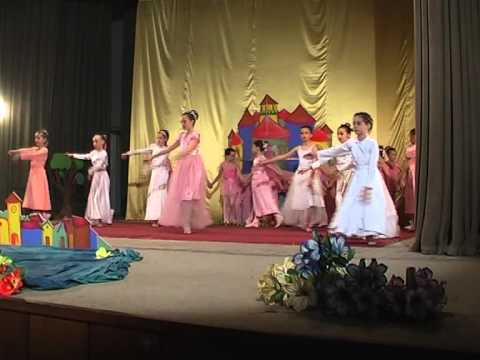 The Sleeping Beauty Children Ballet Performance