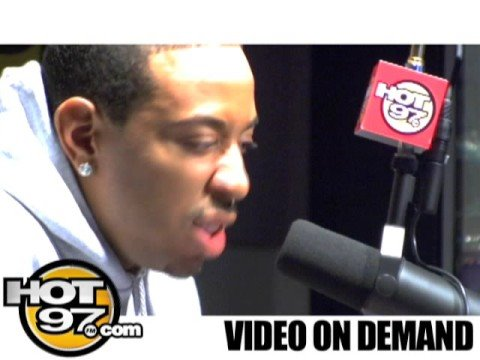 HOT 97- Angie interviews Ludacris
