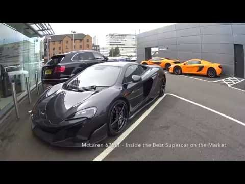 McLaren 675LT CS - Review....... ** Some Machine **