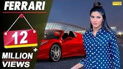 Sapna Chaudhary - Ferrari (Official)   Raj Mawar   New Haryanvi Song 2018   Latest Haryanvi Songs