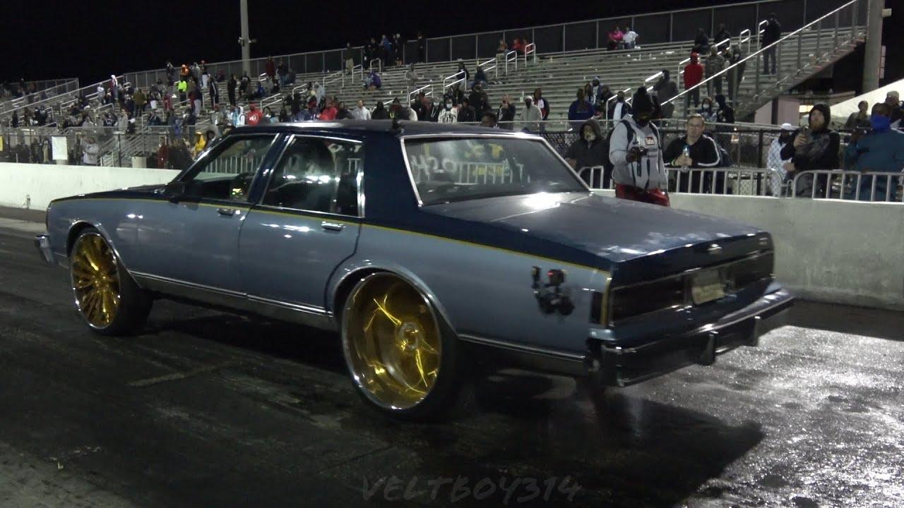 Veltboy314 - Money On The Line 4 PREVIEW - (Donk Racing, Big Rims, Big Motors)  Jupiter, FL 1-16-21