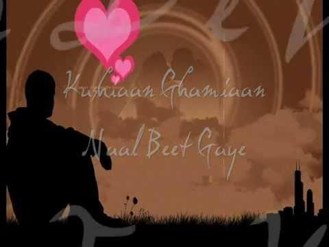 Vichar Geya Nu Saal Beet Gaye With Lyrics-...
