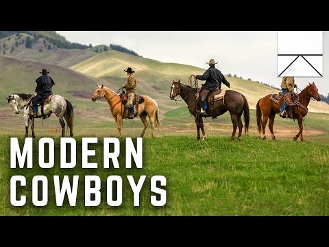 What It † s Really Like To Be A Cowboy
