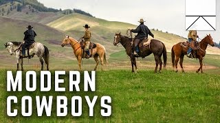 What It's Really Like To Be A Cowboy Video