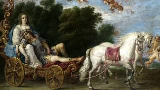 David Teniers II  - Reinaldo y Armida - Música Bach