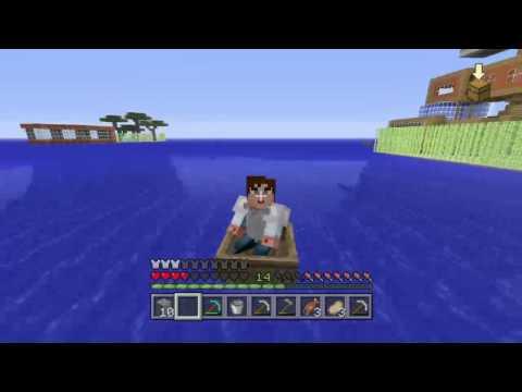 Minecraft - Coastal survival island - Operation Nigeria 2 #10