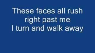 Rise Against - Anywhere but here (with lyrics)