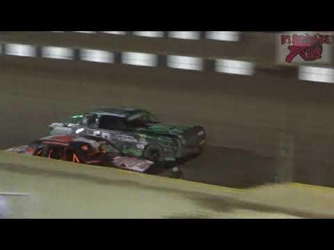 Salina Speedway - 4-27-18 - Busch Light Hobbystock A Feature