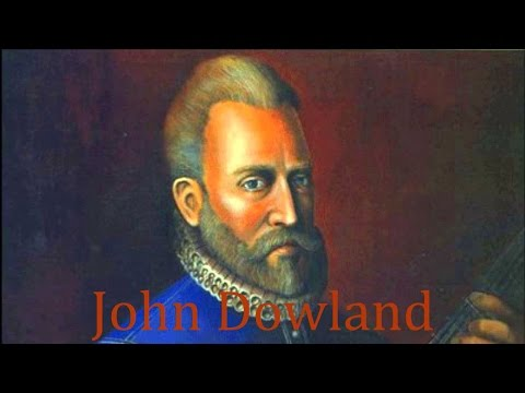 Renaissance Music - Classical Guitar Collection (Lute Music) : John Dowland(ルネサンス音楽集 : ジョン・ダウランド)