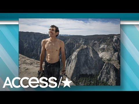 Alex Honnold On How He Kept Calm In Record-Breaking Free Solo Climb Up El Capitan | Access