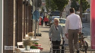 The German Town Offering Refugees Work for 1 Euro an Hour