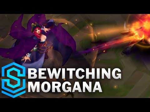 Bewitching Morgana (2019) Skin Spotlight - League of Legends