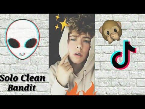 Solo CLEAN BANDIT Ft Demi Lovato - TIK TOK