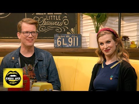 Does Hank Green Have Quirks? - Always Open   Rooster Teeth