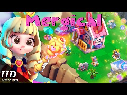 Mergical Android Gameplay [1080p/60fps]