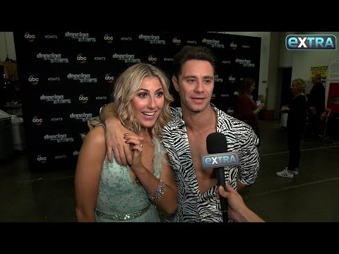 'DWTS' Engagement: Pros Emma Slater & Sasha Farber Talk About the Special Moment