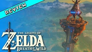 The Legend of Zelda: Breath of the Wild Review (Nintendo Switch & Wii U)