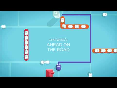 Waze - millions of drivers outsmarting traffic, together