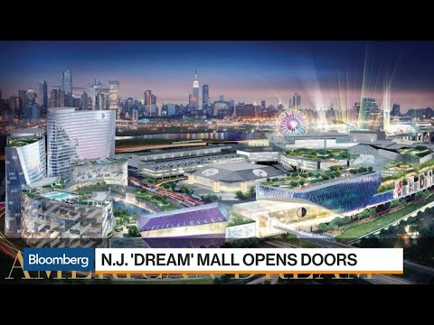 The American Dream Mall is Open, Kind of