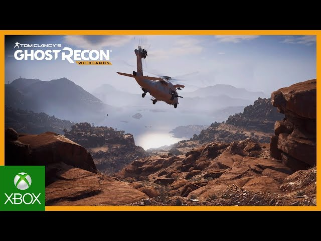 Tom Clancy's Ghost Recon Wildlands: Xbox One X - 4K HDR Gameplay | Trailer