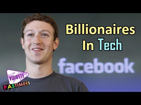10 Richest Billionaires In Technology 2015