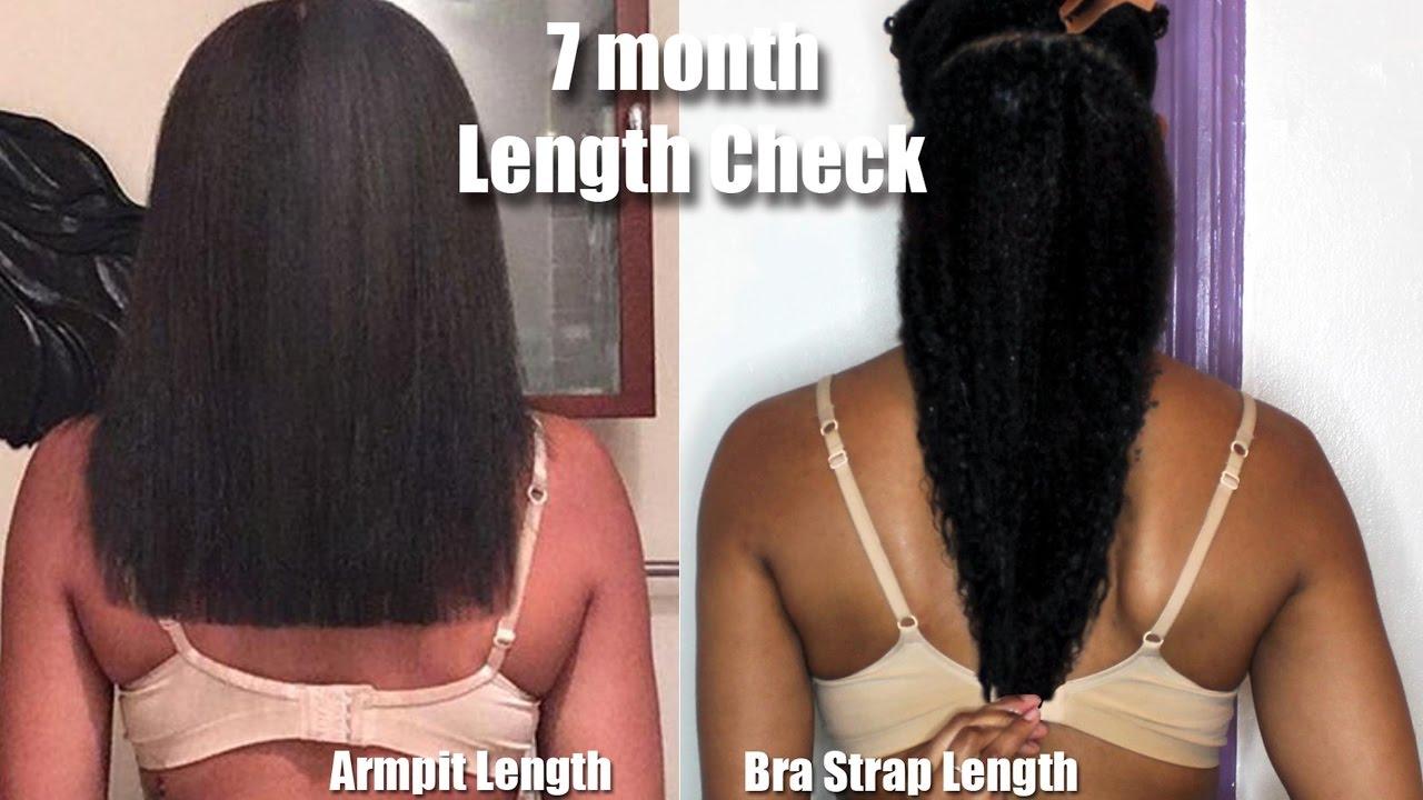 7 month length check   armpit length to bottom of bra strap - youtube