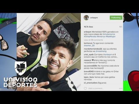 """Oribe Peralta generó polémica en redes: """"Mentalidad 100% ganadora en esta nueva etapa"""""""