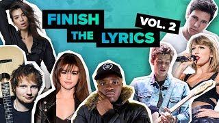 Kannst du die Songs weitersingen? Teil 2 | Digster Pop