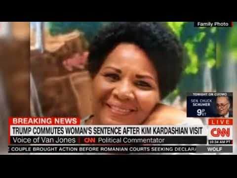 Trump grants Alice Johnson a full pardon - CNNPolitics