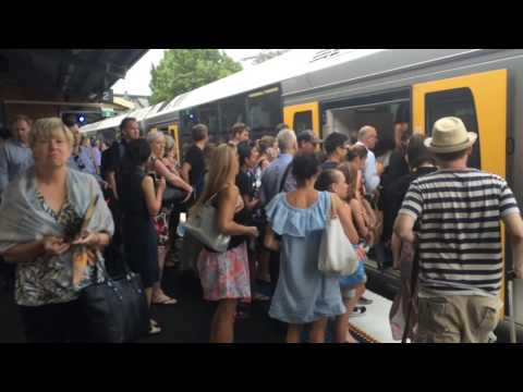 Sydney Trains On Location Episode 708: Oatley with Terminating Trains and Major Delays