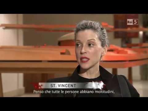 Rai.TV Interview with St. Vincent