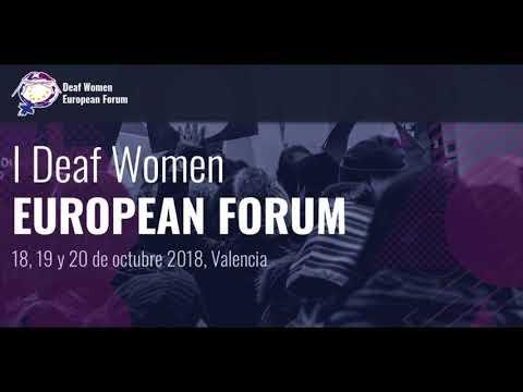 Deaf Women European Forum