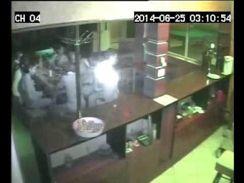 Cică, șeful gării auto Fălești s-a îmbătat și face scandal (camere supraveghere)