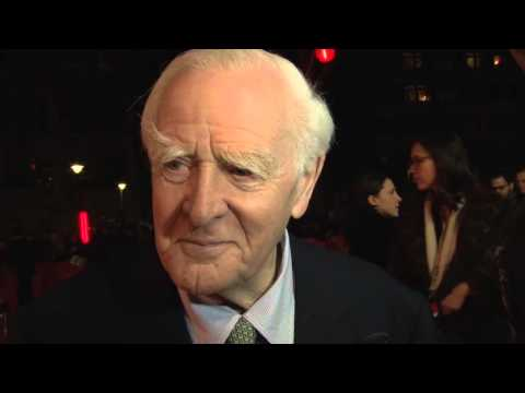 The Night Manager John le Carré Interview - Berlin Film Festival