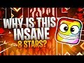 Old recording of me wondering why this is insane 8 stars?