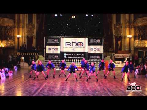 Entourage -12& Under Amateur - BDO British Championships 2016