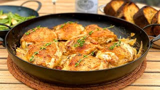 Ep 20: Chicken Dijon from the Wood Fired Oven