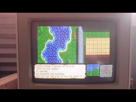 Amiga Game The Fairy Tale Adventure