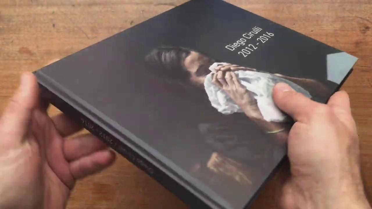 Diego Cirulli Libro catalogo 2012-2016